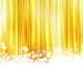 Gold striped background — Stock Photo