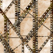 Old film strip — Stock Photo #33040933