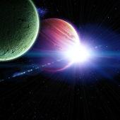 Jupiter — Stock Photo