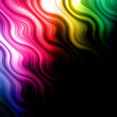 Abstract colored lighting effects background. — Stock Photo