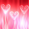 Stock Photo: Abstract romantic background