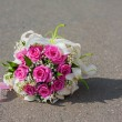 Stock Photo: Wedding flower bouquet