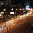 City in the night — Stock Photo