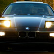 Stock Photo: Bmw e31