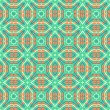 Vintage wallpaper pattern seamless background. Vector. — Stock Vector #12422807