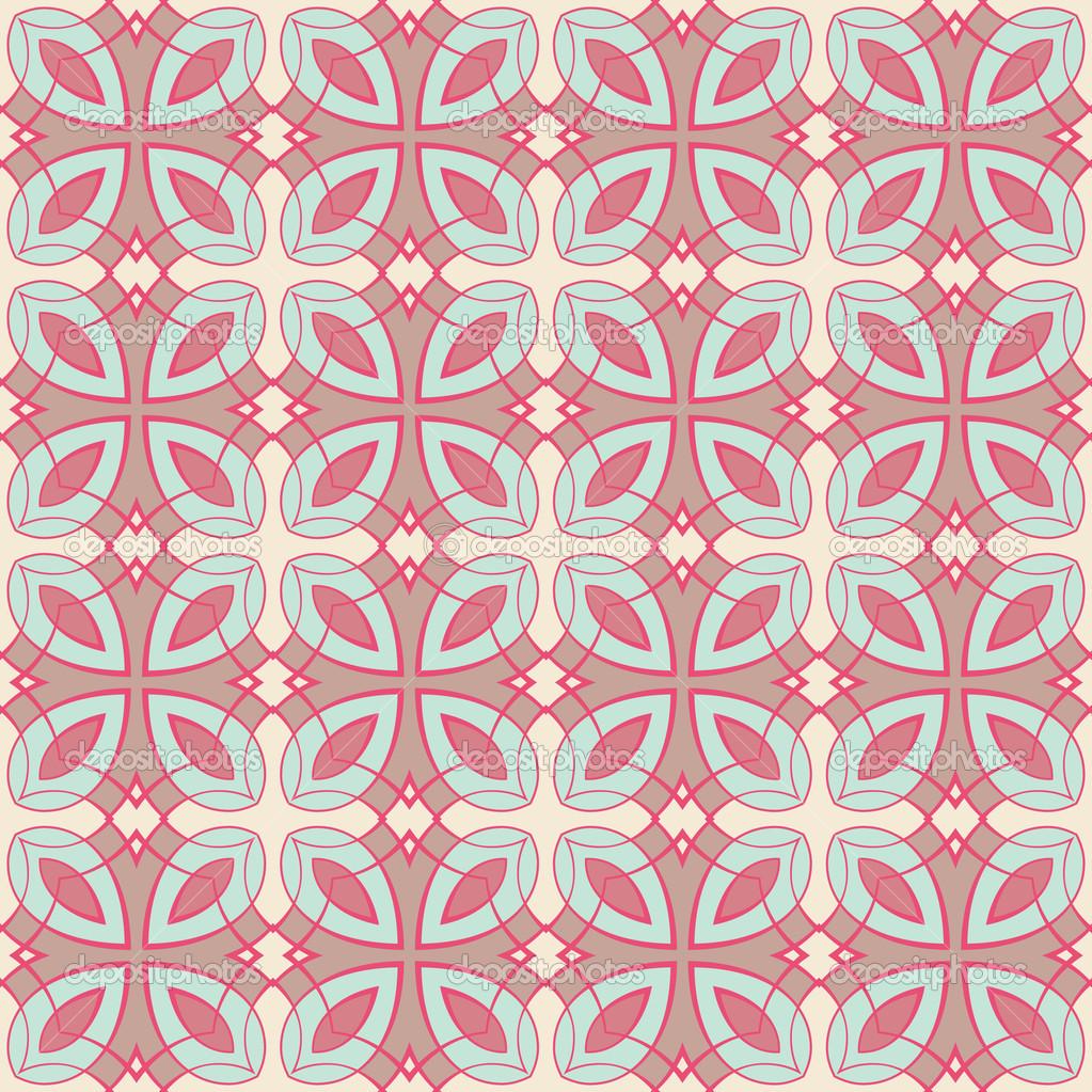 Papel pintado rosado del vintage imagenes for Papel pintado vintage