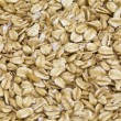Stock Photo: Oats flakes