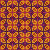Sfondo ornamento etnico moderno motivo geometrico senza soluzione di continuità — Vettoriale Stock