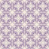 民族のモダンな幾何学的なシームレス パターン飾り — ストックベクタ
