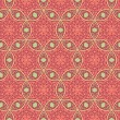 Ethnic modern geometric seamless pattern ornament background - Image vectorielle