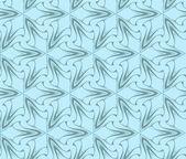Ethnic modern geometric seamless pattern ornament — Stock Vector
