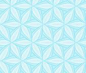 Ethnic modern geometric seamless pattern — Stock Vector