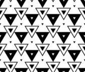 Nowoczesny wzór geometryczny bezszwowe tło ornament — Wektor stockowy