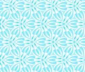 Fundo de ornamento do inverno moderno padrão sem emenda geométrico — Vetorial Stock