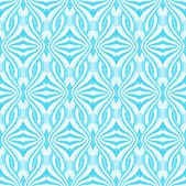 Vintern moderna geometriska seamless mönster prydnad bakgrund — Stockvektor