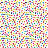 Mosaic seamless pattern ornament background — 图库矢量图片