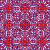 Decorative modern geometric seamless pattern — Stock vektor