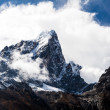 Himalaya mountains landscape, Nepal — Stock Photo