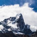 Mountains landscape, Himalayas Nepal — Stock Photo #16283407