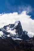 Mountains landscape, Himalayas Nepal — Stock Photo