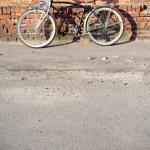 City bicycle — Stock Photo #3367509