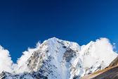 Mountain peak in Himalayas — Stock Photo