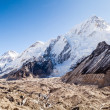 Mountains Everest landscape — Stock Photo