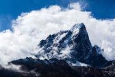 Himalaya mountains landscape Nepal — Stock Photo