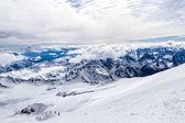 Góry krajobraz, kaukaz — Zdjęcie stockowe