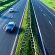 On the road, motion blur — Stock Photo #4677291