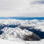 Mountains landscape, Caucasus — Stock Photo