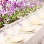 Wedding decoration table — Foto de Stock   #48763909