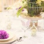 Wedding decoration table — Foto de Stock   #48763991