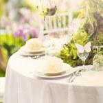 Wedding decoration table — Foto de Stock   #48764035