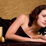 Beauty spa woman — Stock Photo #12089284