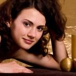 Beauty spa woman — Stock Photo #12089287