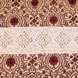 Royalty-Free Stock Photo: Old lace background,