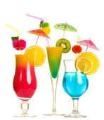 Stock image of Tequila Sunrise cocktail — Stock Photo