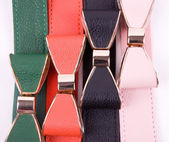 Women's Belts — Stock Photo