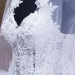 Modern stylish dress on mannequin — Stock Photo #13594720