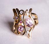 Mücevher yüzük — Stok fotoğraf