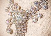 Moderiktiga smycken — Stockfoto