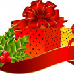Christmas gifts — Stock Vector #1627464