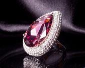 Beautiful ring — Stock Photo