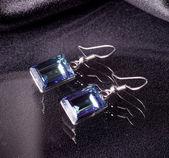 Blå örhängen — Stockfoto