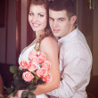 Wedding couple — Stockfoto