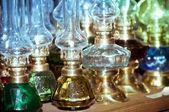 Vintage lamps — Stock Photo