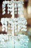Luxury Glass Chandelier — Stock Photo