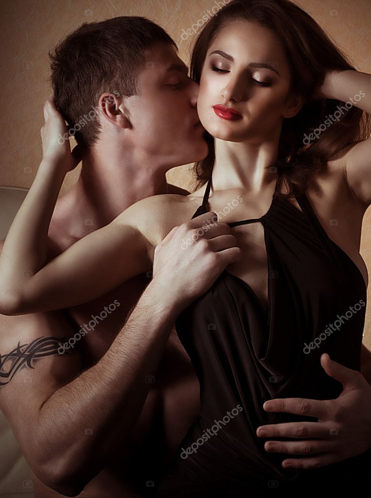 Couple in love — Stock Photo #18921943