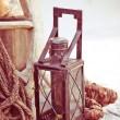 Old lantern — Stock Photo